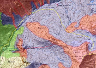 12- El Porté y Vértice de Anayet desde Canal Roya