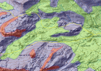 15- Pico Canal Roya y vuelta a Pic de la Gradillère